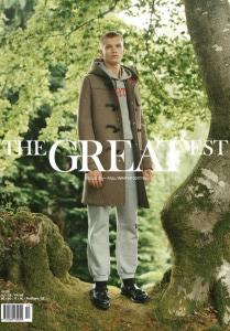 THE GREATEST MAGAZINE fall/winter 2017 | Photography by Dham Srifuengfung | Styling by Paul Maximilian Schlosser